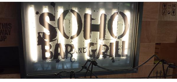 Soho Sign